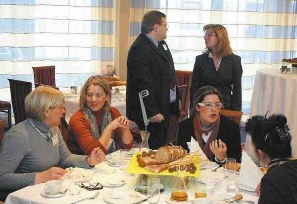 Unternehmerfrühstück Pfaffenhofen 2008